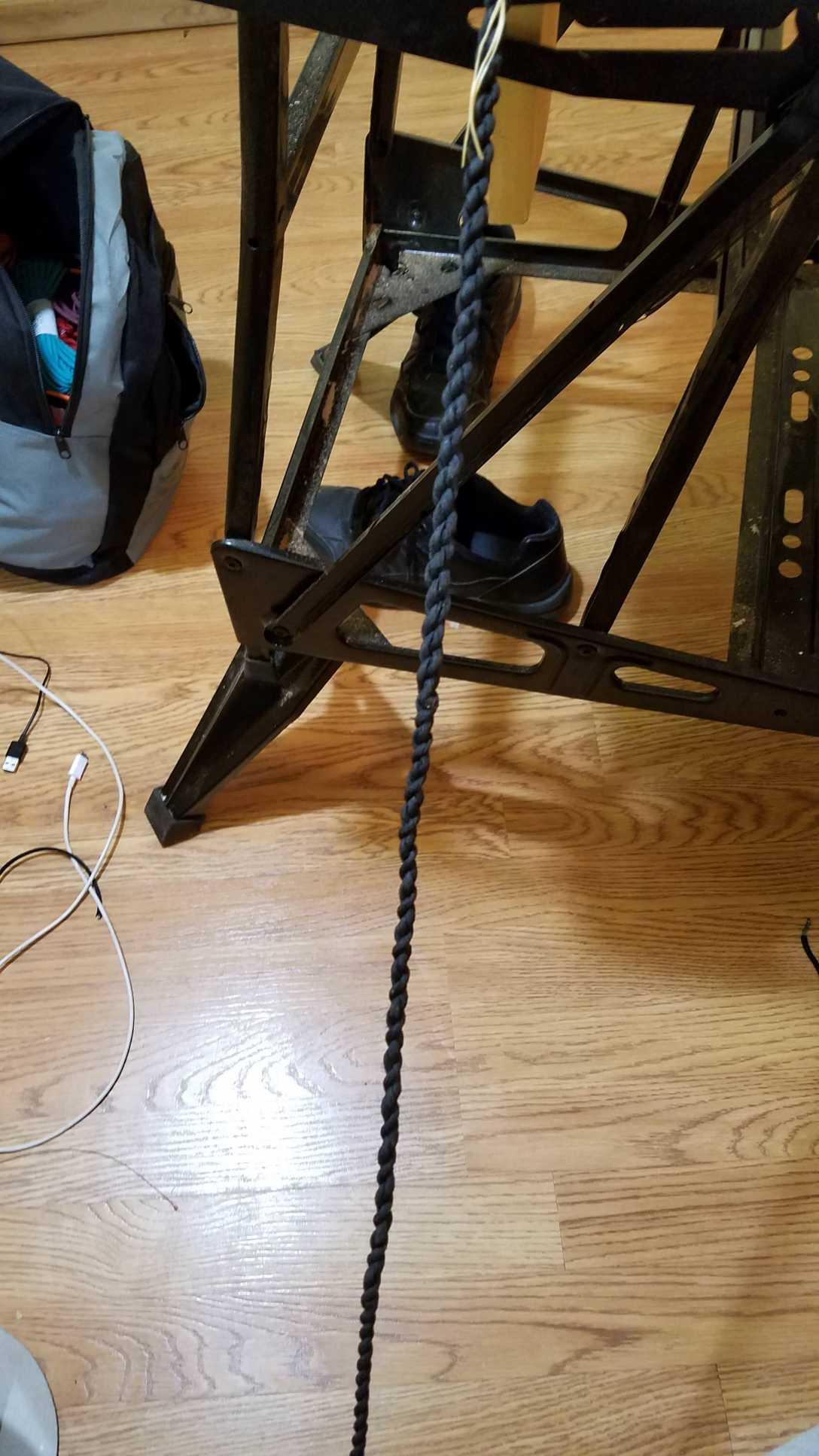 Snake whip build (2)