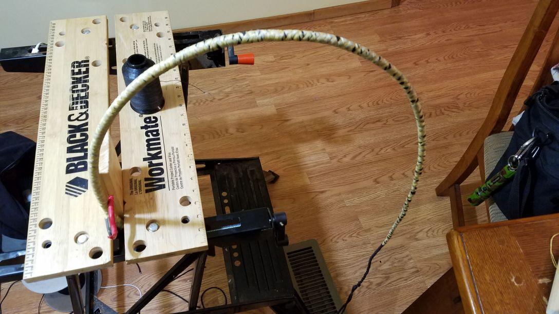 Snake whip build